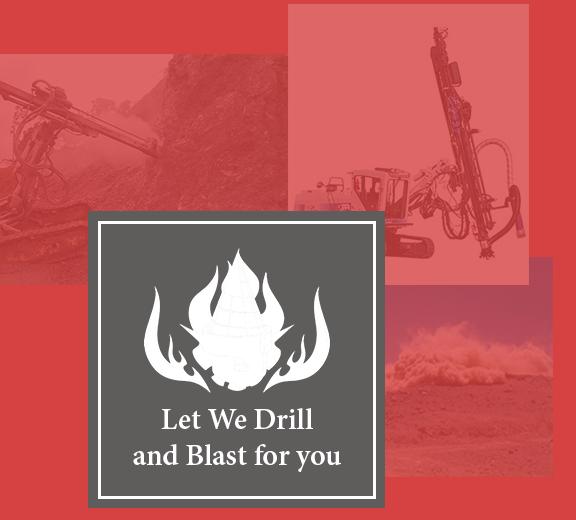 jasa pengeboran dan peledakan, kontraktor pengeboran dan peledakan, jasa drilling blasting