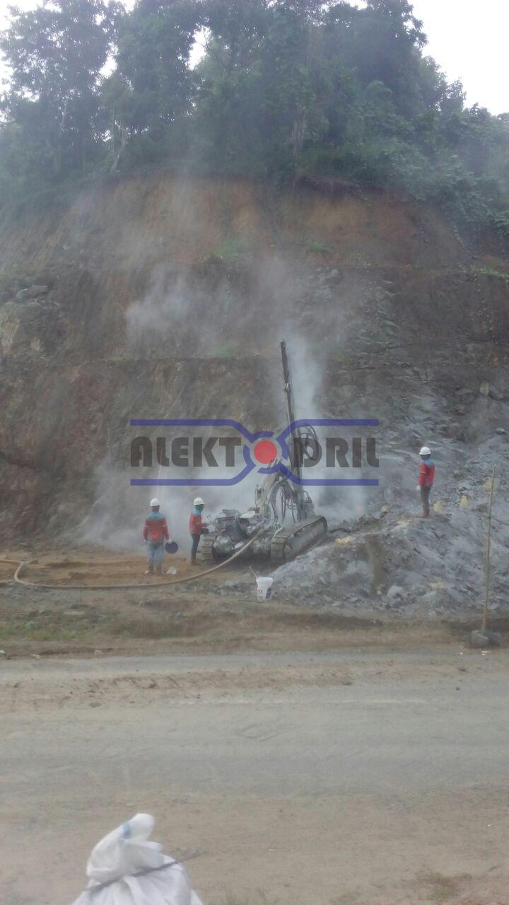 Jasa Drilling Blasting, Proyek Konstruksi, Palu - Sulawesi Tengah
